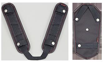 安全帯肩パットUS 背中パット付 フリーサイズ